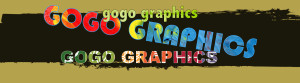 GoGo Graphics Design Services for print or web