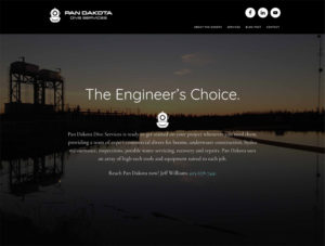 A web project by GoGo Graphics Design, Canmore